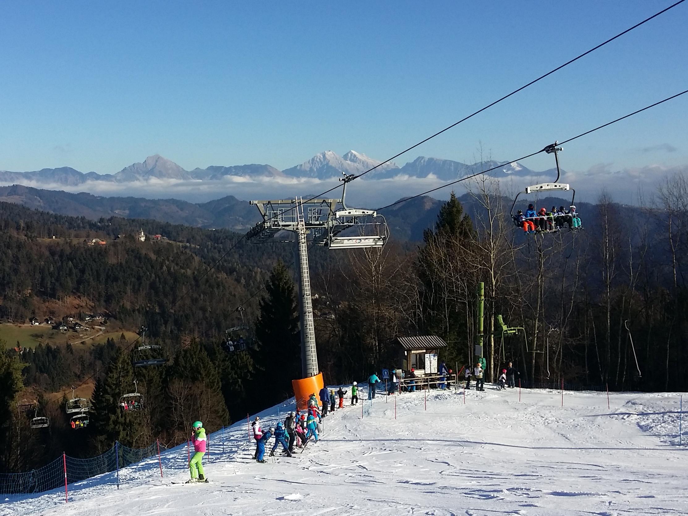 Stari vrh -ski resort 1