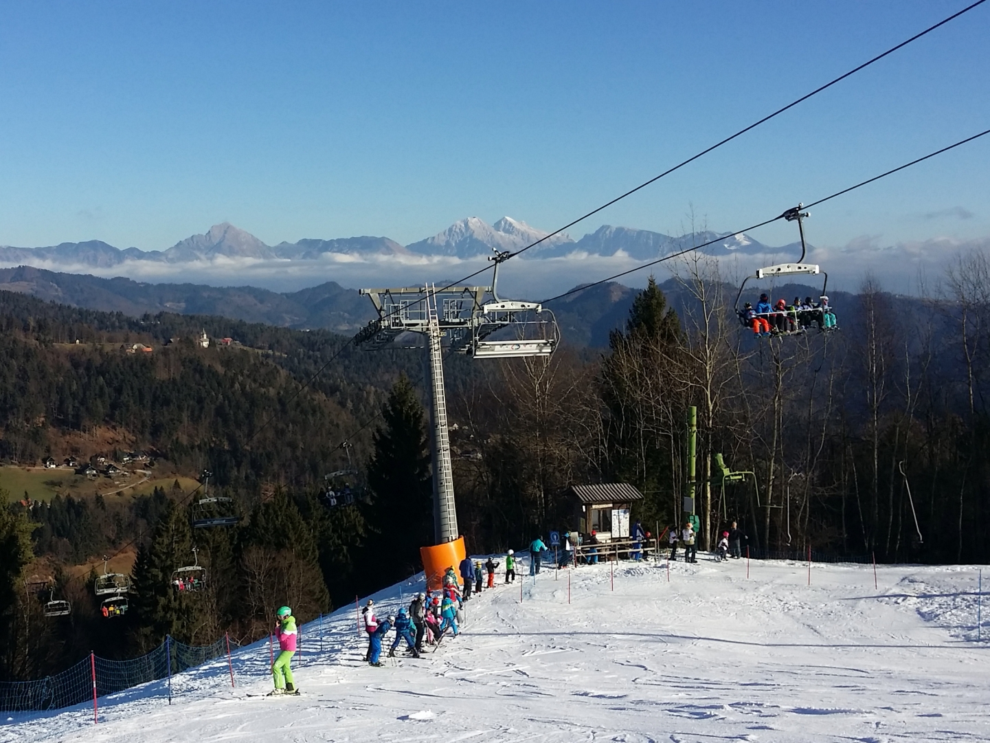 Stari vrh -ski resort 1