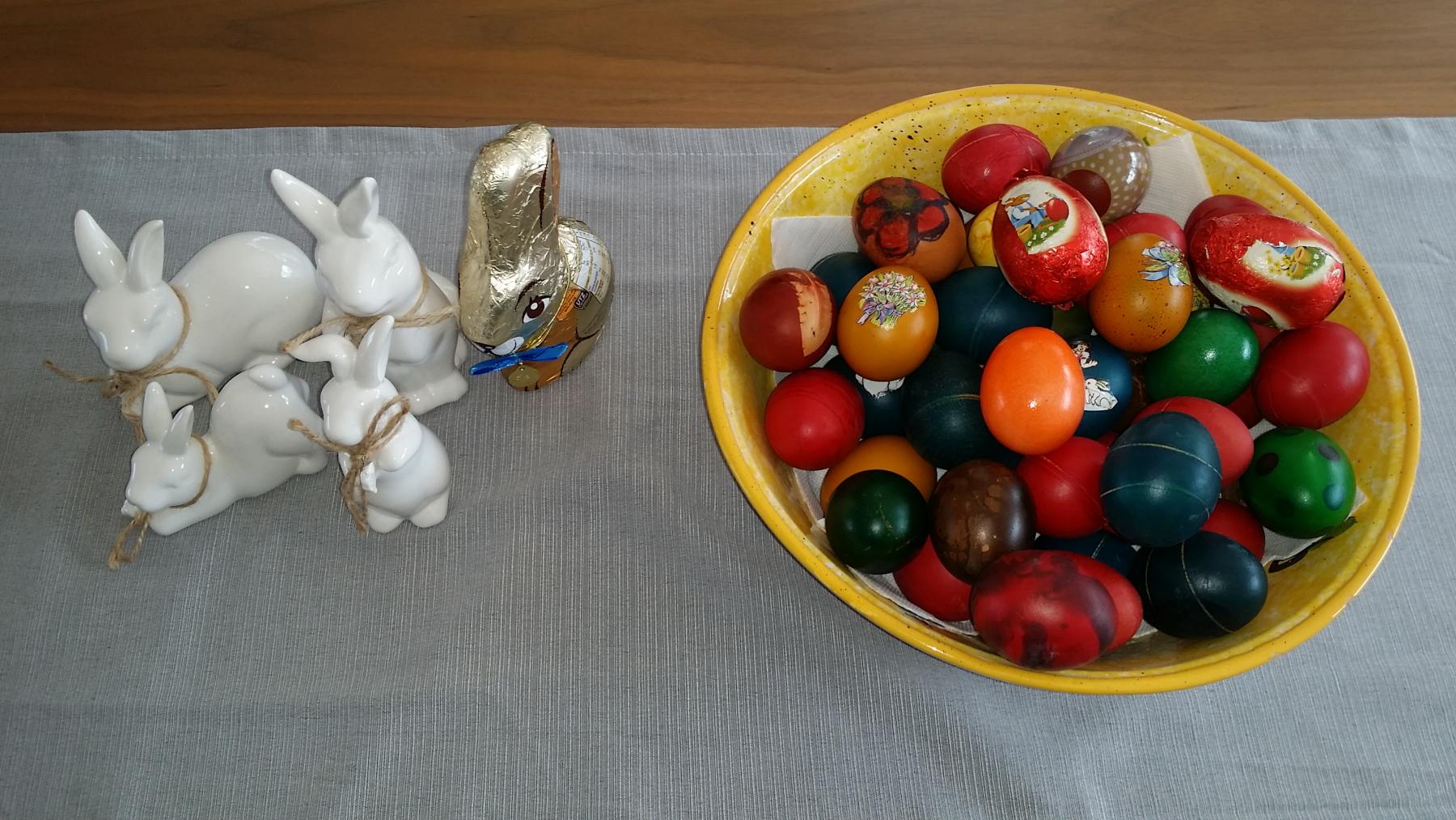 Easter eggs Domovoj2